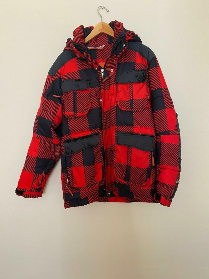 Men's Rossignol Winter and Ski Snowboard Jacket LIMITED EDITION (Size L)