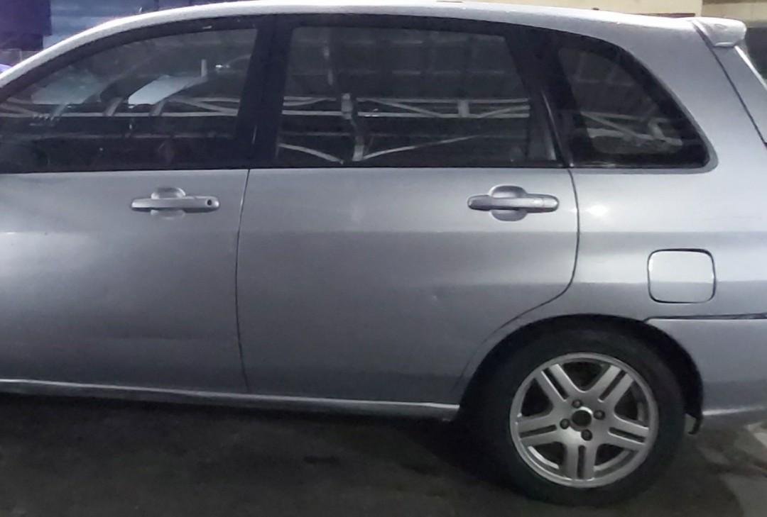 Mobil suzuki dijual apa adanya