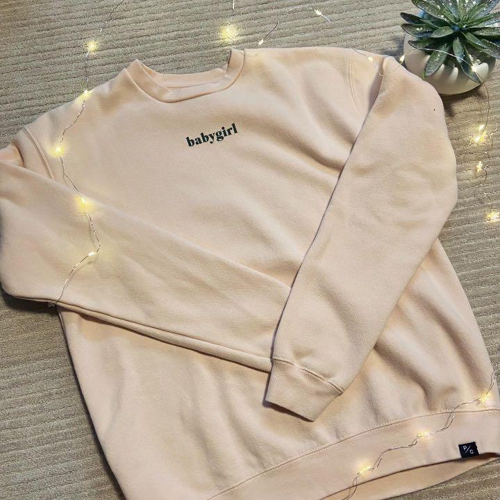 Peace Collective sweatshirt, size M