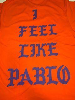 Resale Pablo pop up shirt