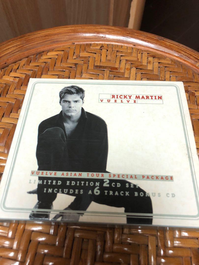 RICKY MARTIN瑞奇馬汀CD