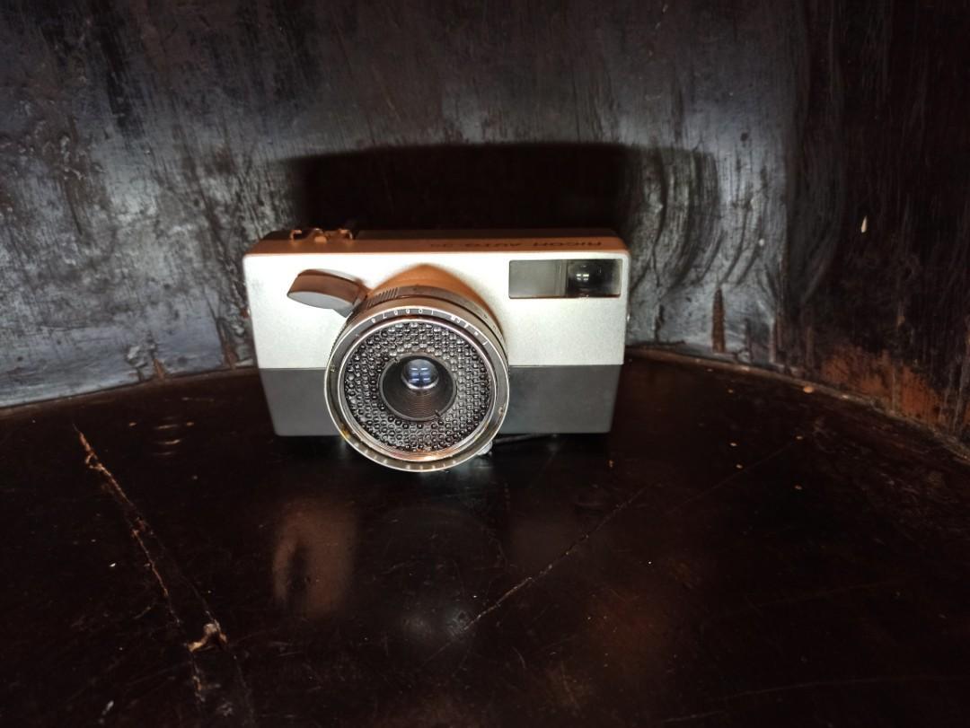 Ricoh auto 35 老式135底片相機