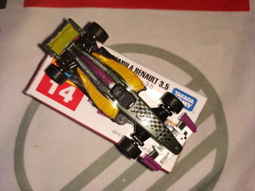 Tomica Formula Renault 3.5