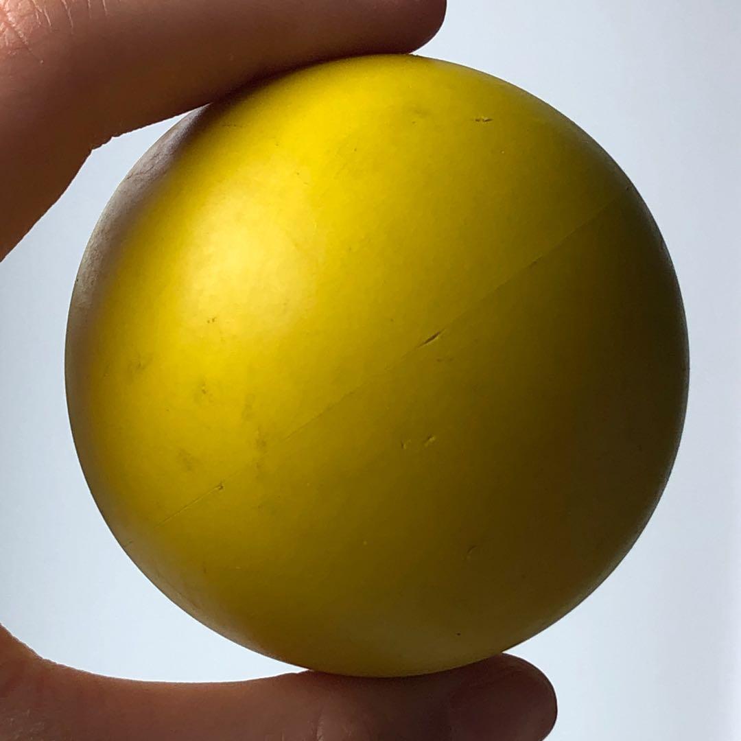 Yellow Handball