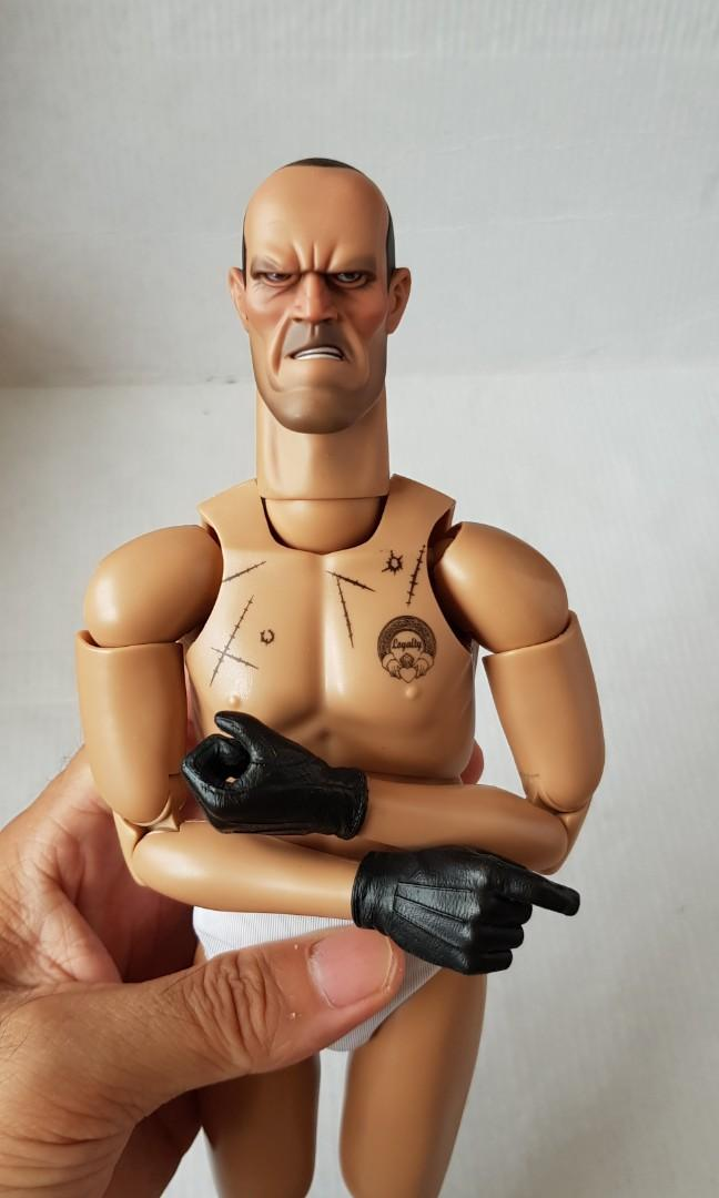 4 gloved hands 1//6 scale toys Harry gk009 dam Damtoys gangsters kingdom spade 7