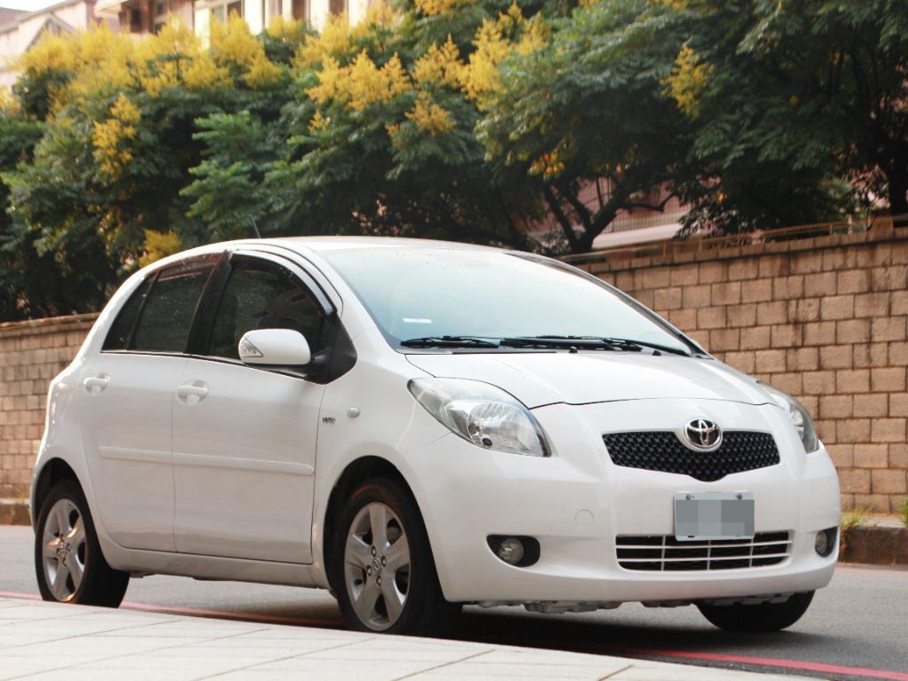 2007 Toyota Yaris 1.5L