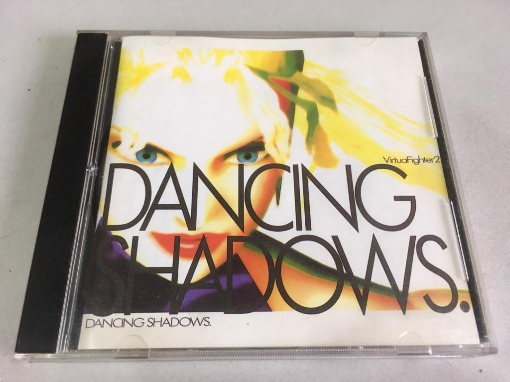 「環大回收」♻二手 CD 早期 絕版 笙美【電玩音樂 DANCING SHADOWS】正版 日本動漫 卡通動畫 請先詢問
