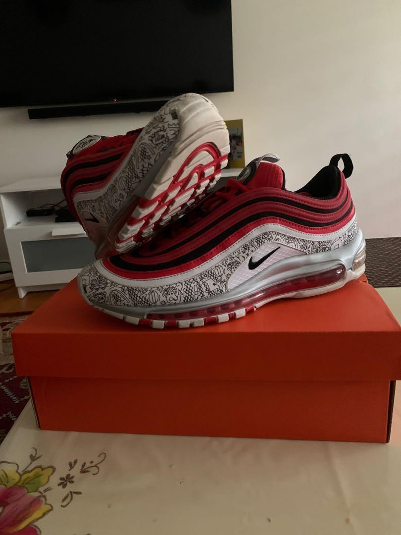 AIR MAX 97 with box near Deadstock