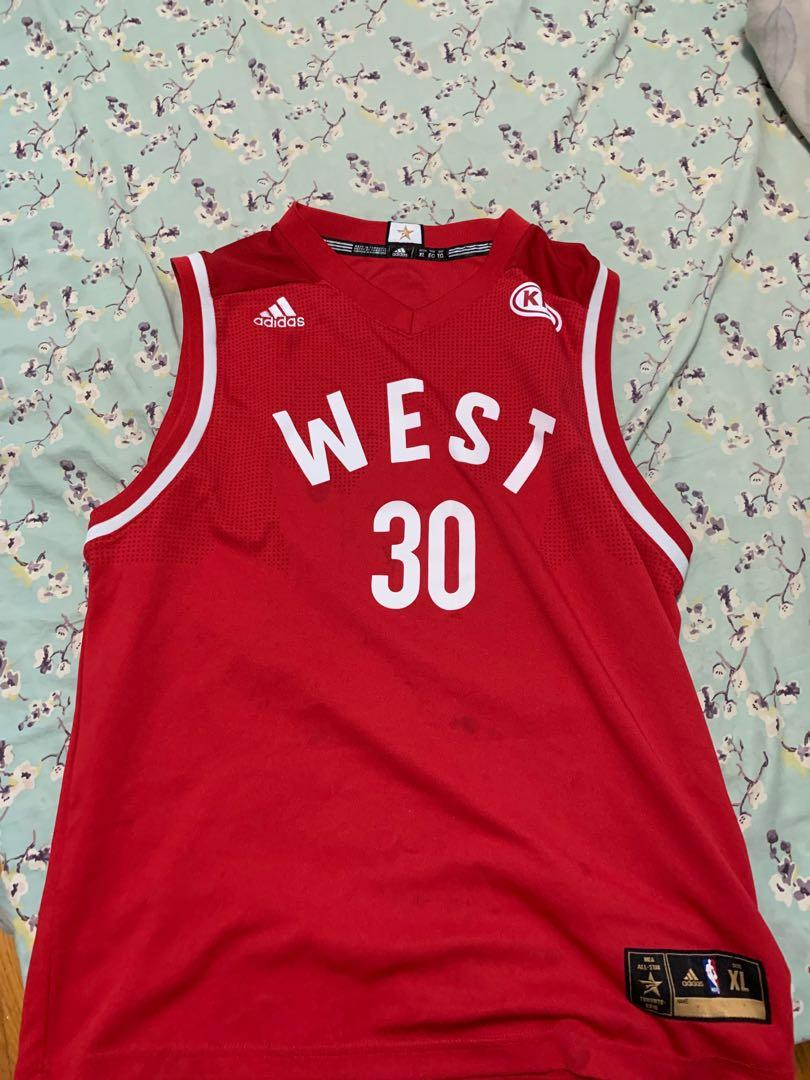 ALL STAR CURRY JERSEY TORONTO