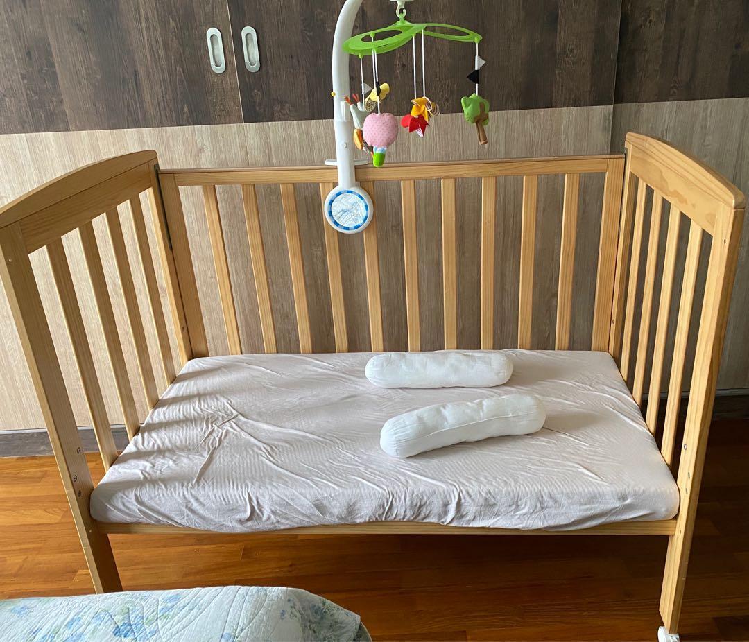 Baby Bed Australian Brand Sus
