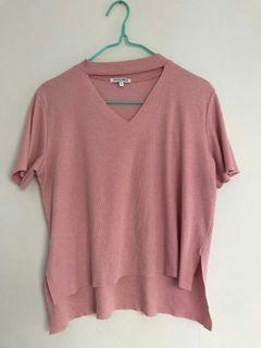 Baju colorbox pink