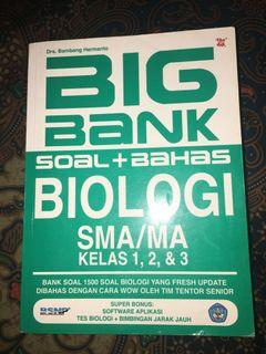 Big bank biologi