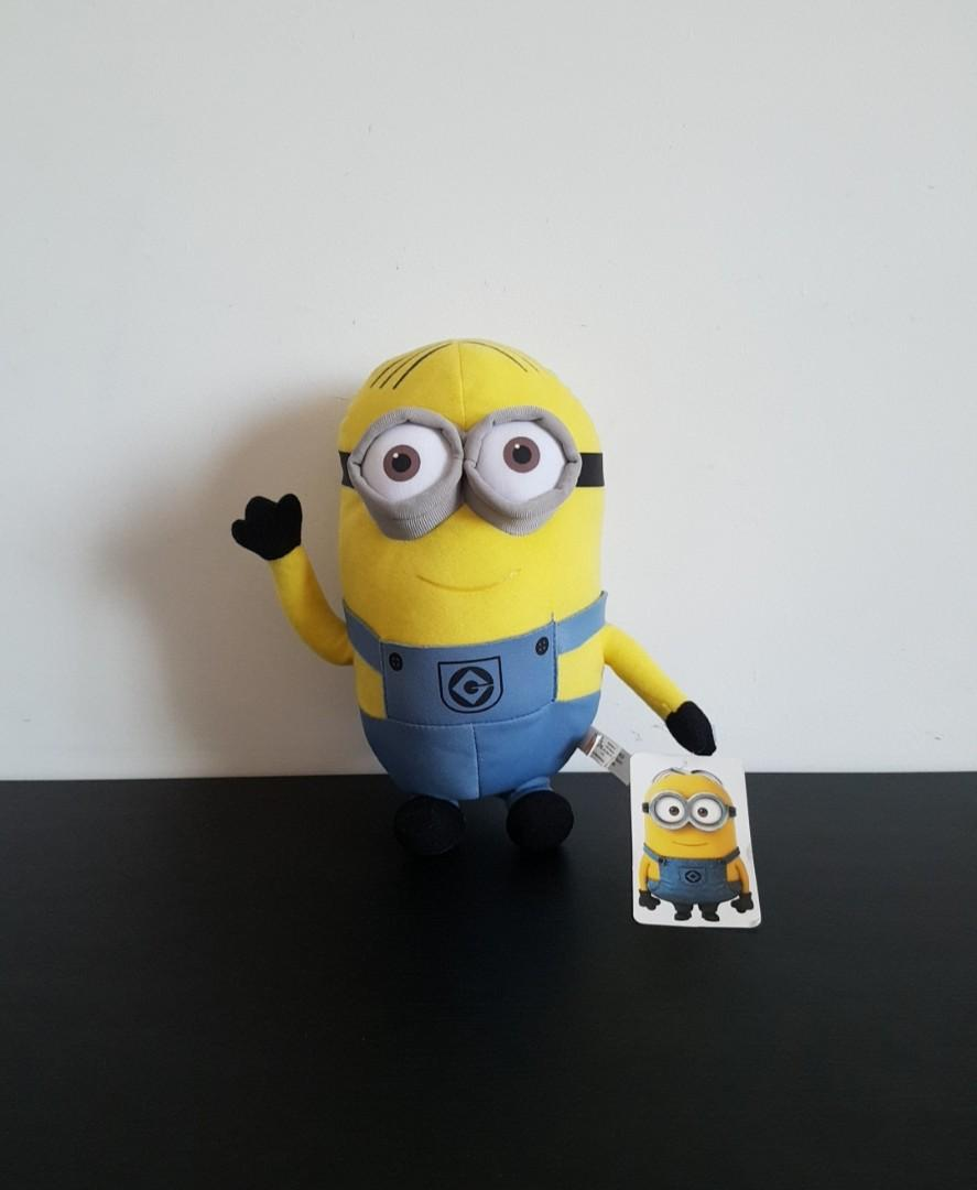 Brand New Despicable Me - Minion Dave Plush Toy