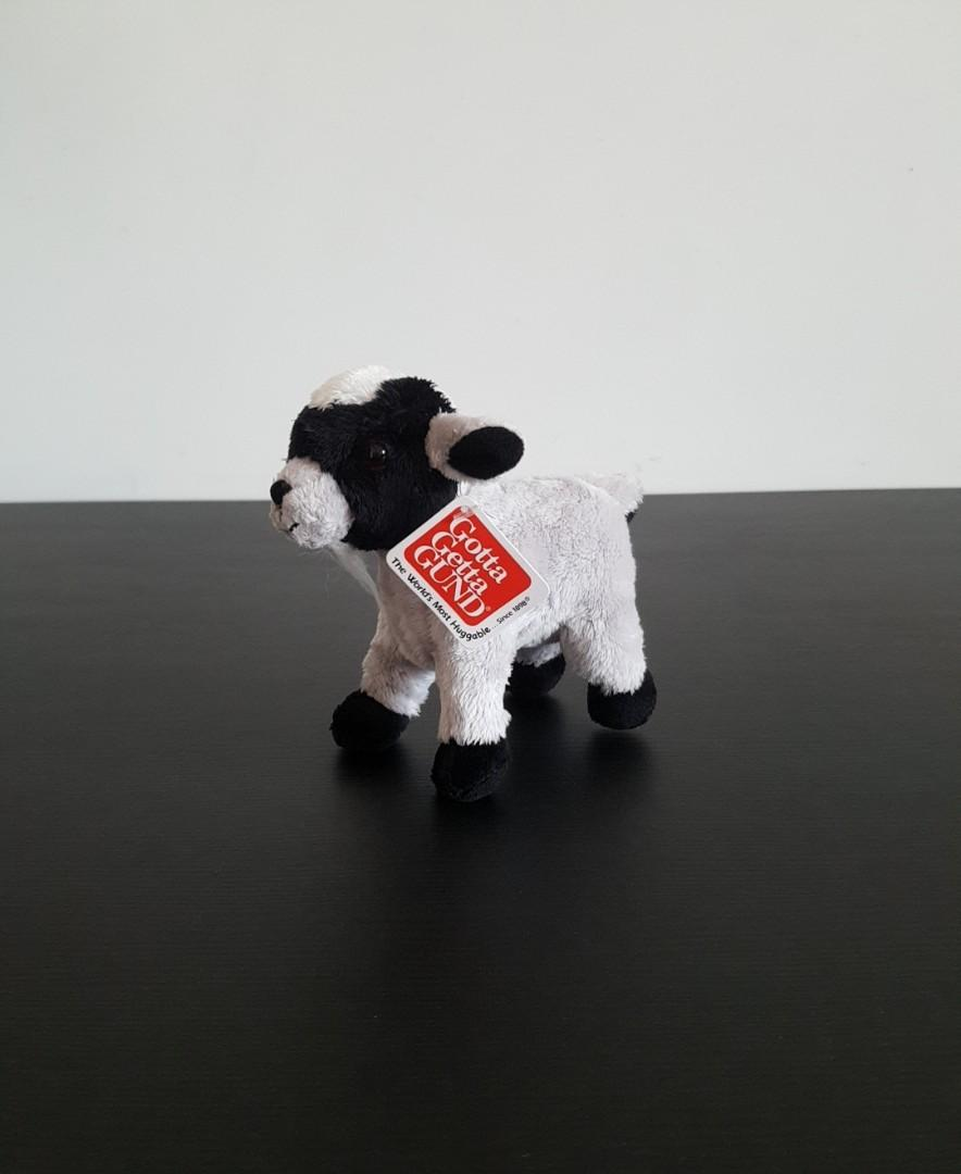 Brand New Little Goat Stuffed Animal Toy