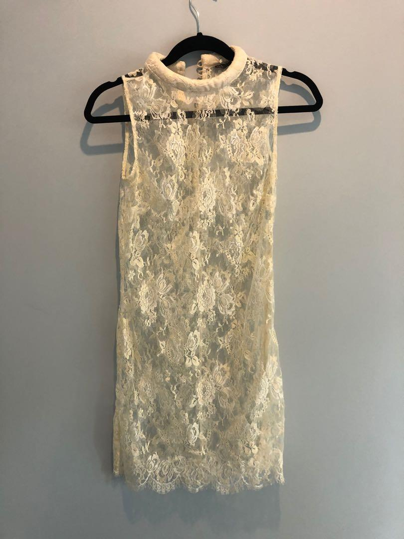 Camilla and Marc lace dress