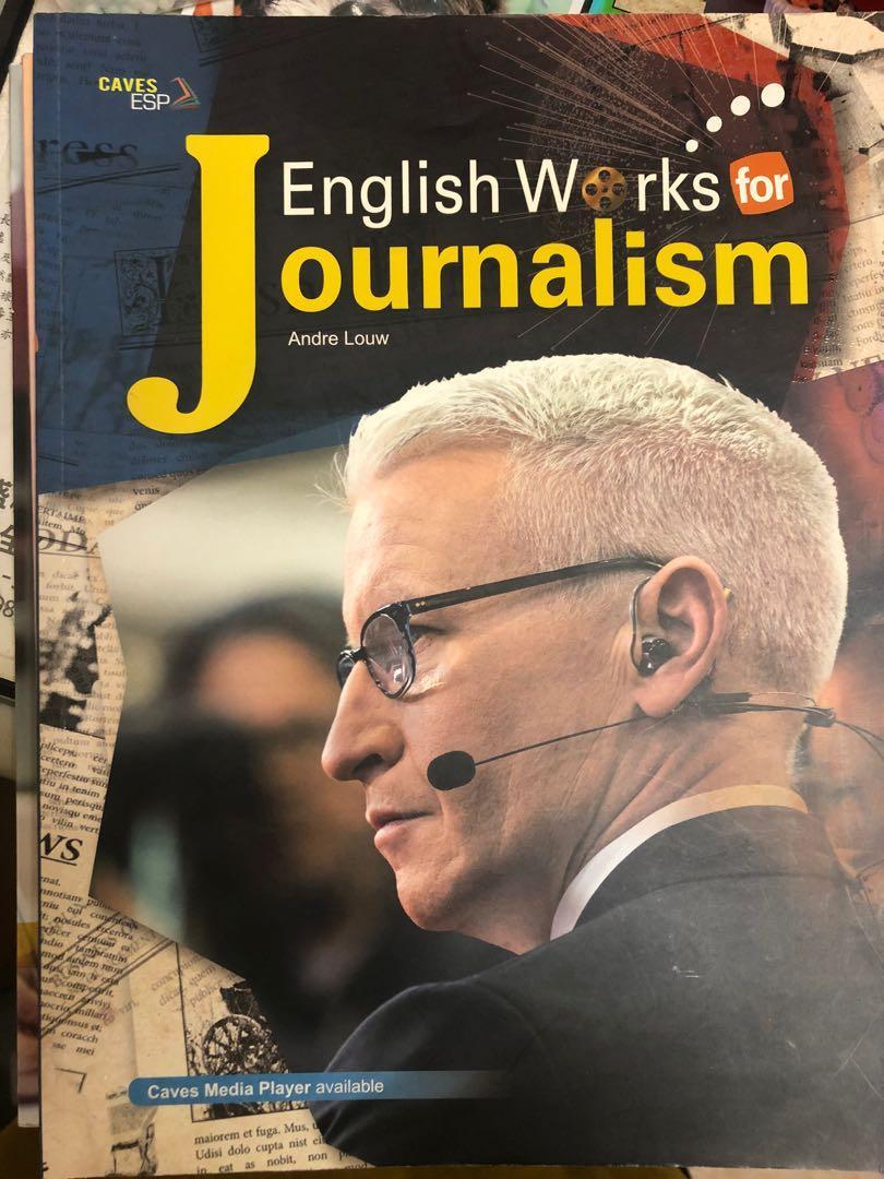 English Works Journalism