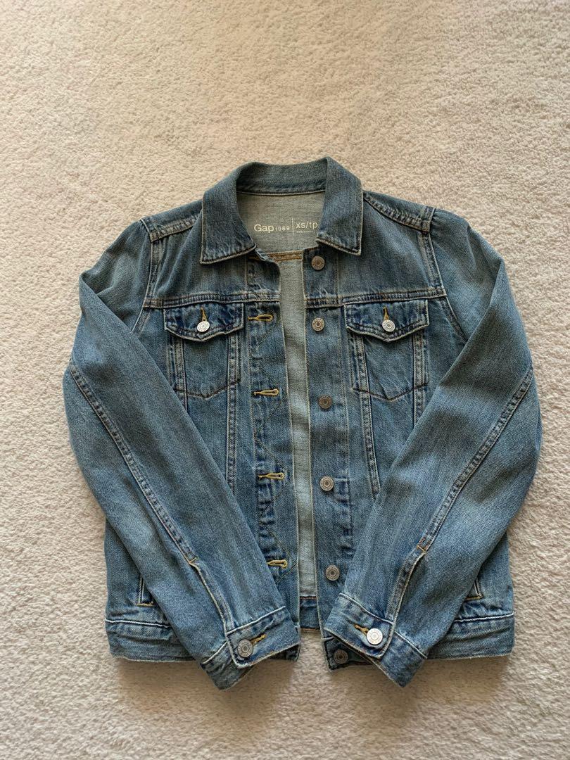GAP iconic denim jacket