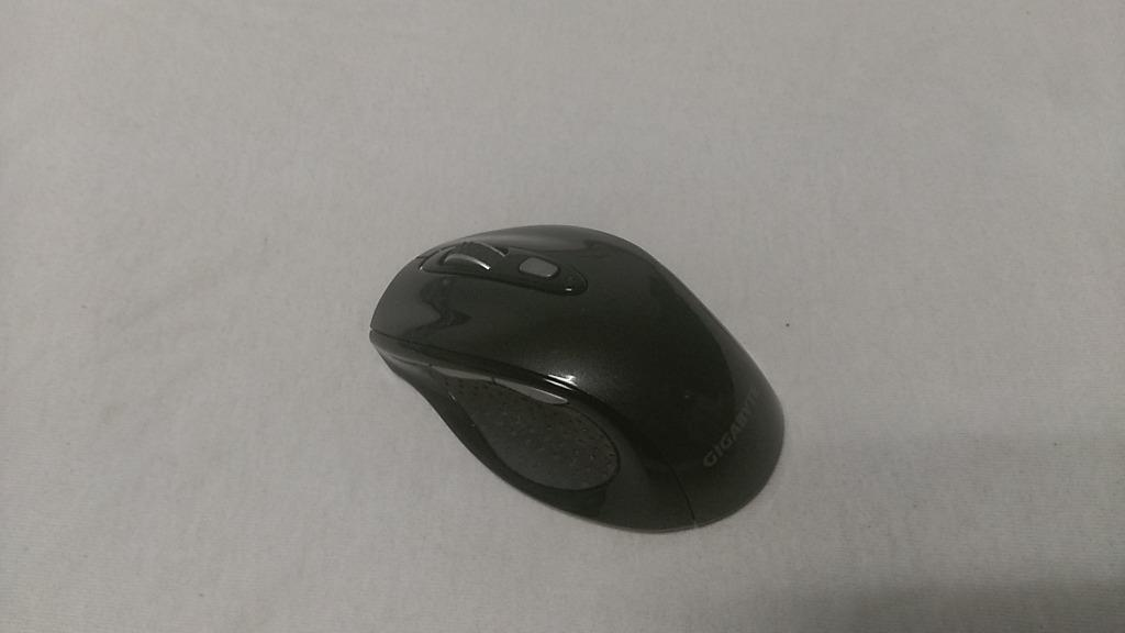 Gigabyte Mouse GM-M7700/TESTED o.k./ 1 month used/Wireless/Windows 10 ready