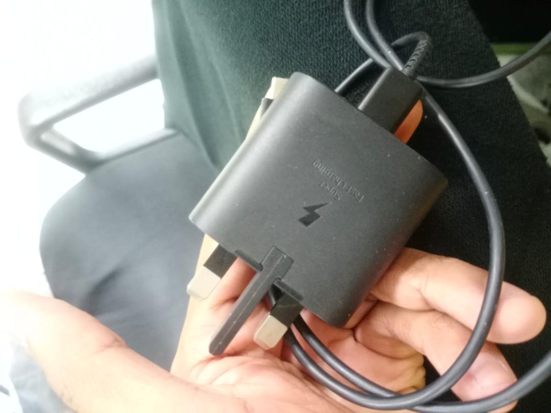 Kabel charger SAMSUNG C to C