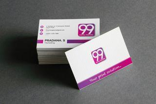 Kartu nama 15ribu perbox