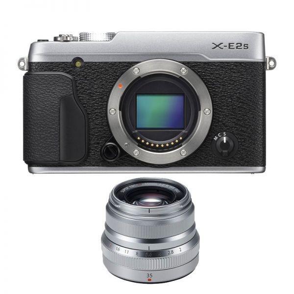 Kredit Fujifilm X-E2S Kit 35mm F2R WR + Instax Mini 70