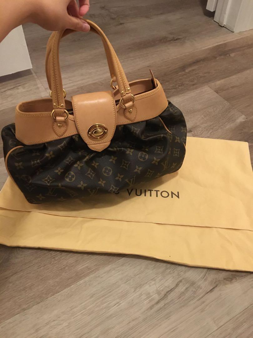 Limited Edition Louis Vuitton Monogram Canvas Boetie PM Bag