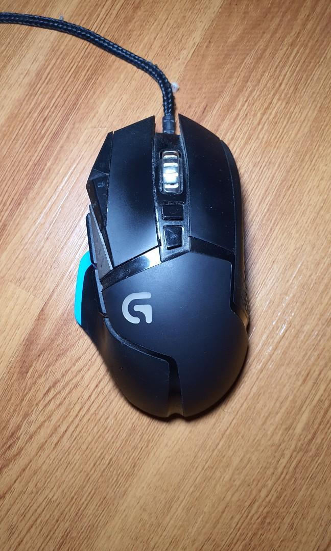 Logitech G502 Proteus Core Mouse Gaming