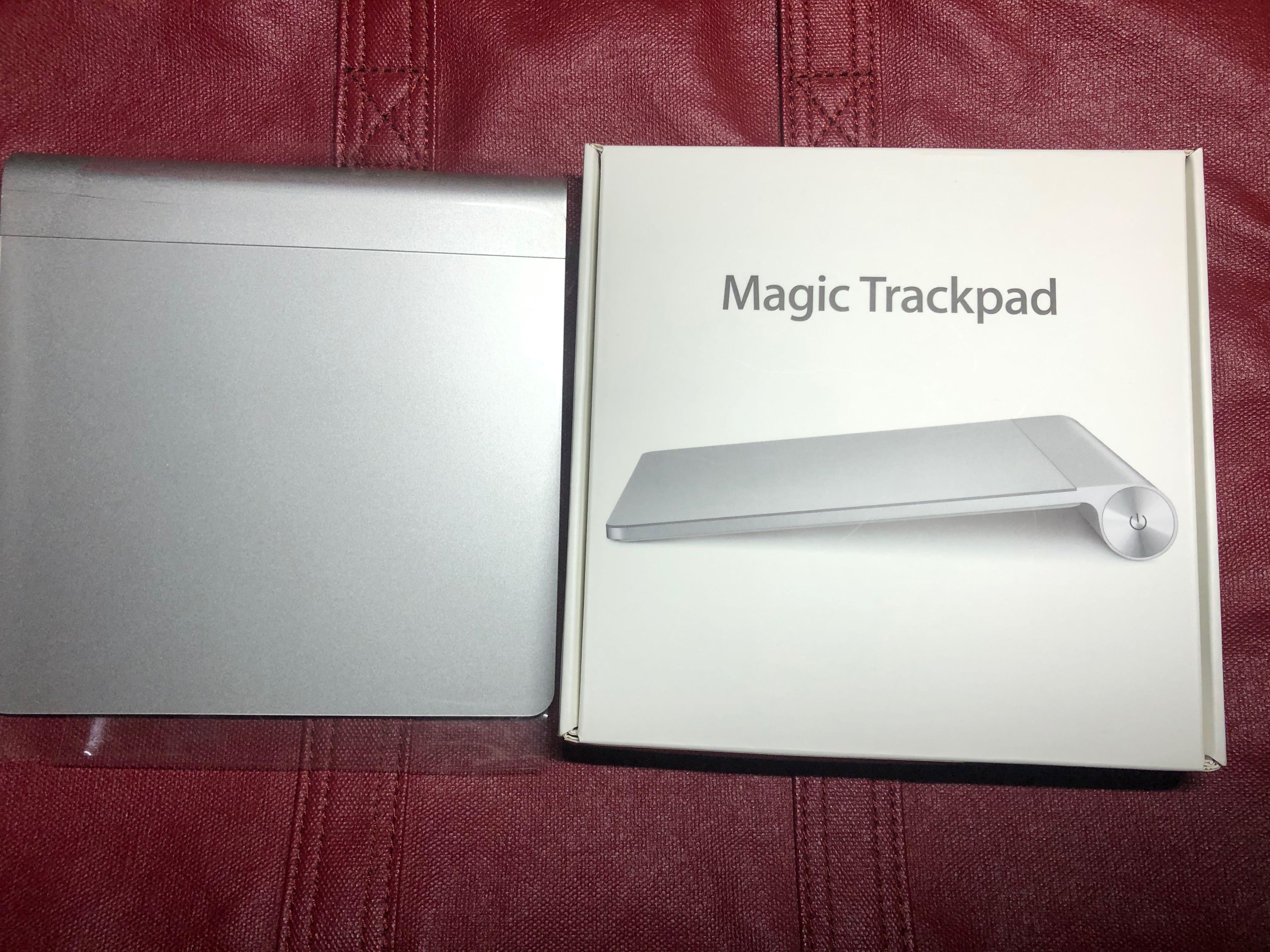 magic trackpad 1 電池版
