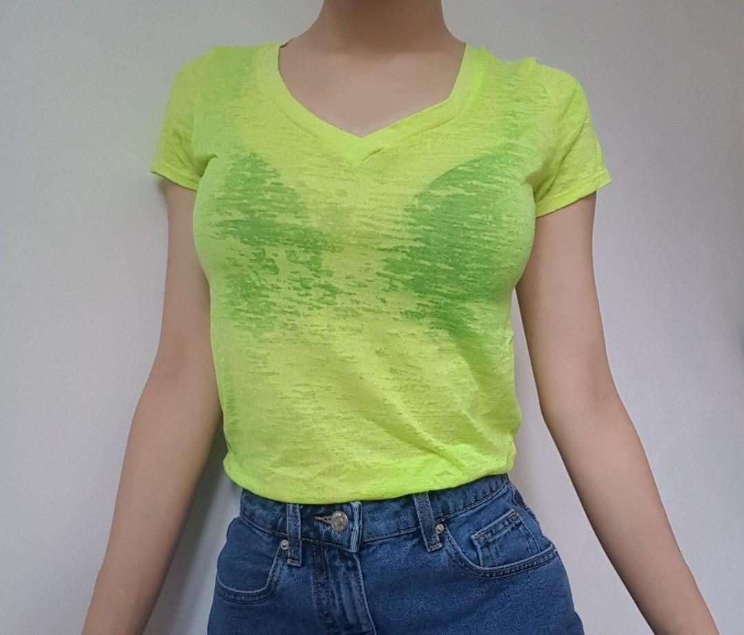 Neon Patterned T-Shirt