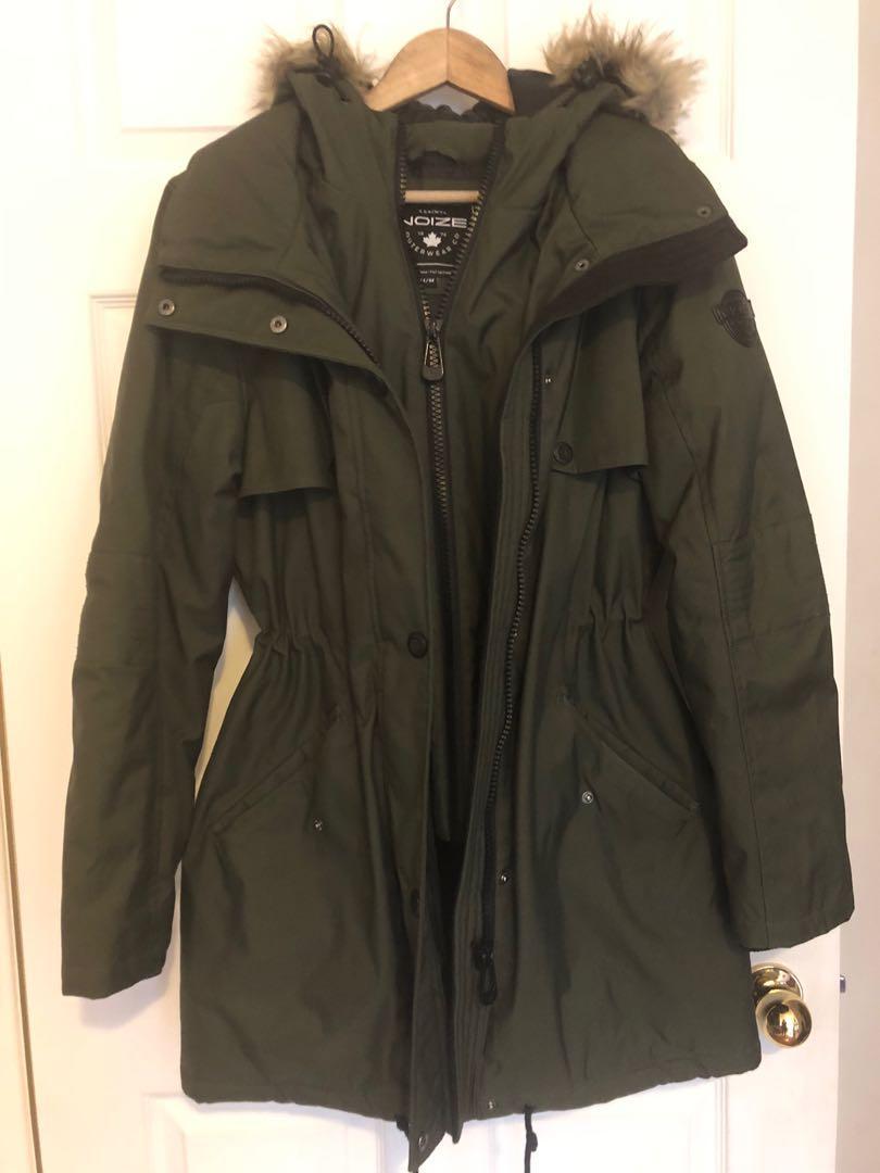 Noize Winter Coat