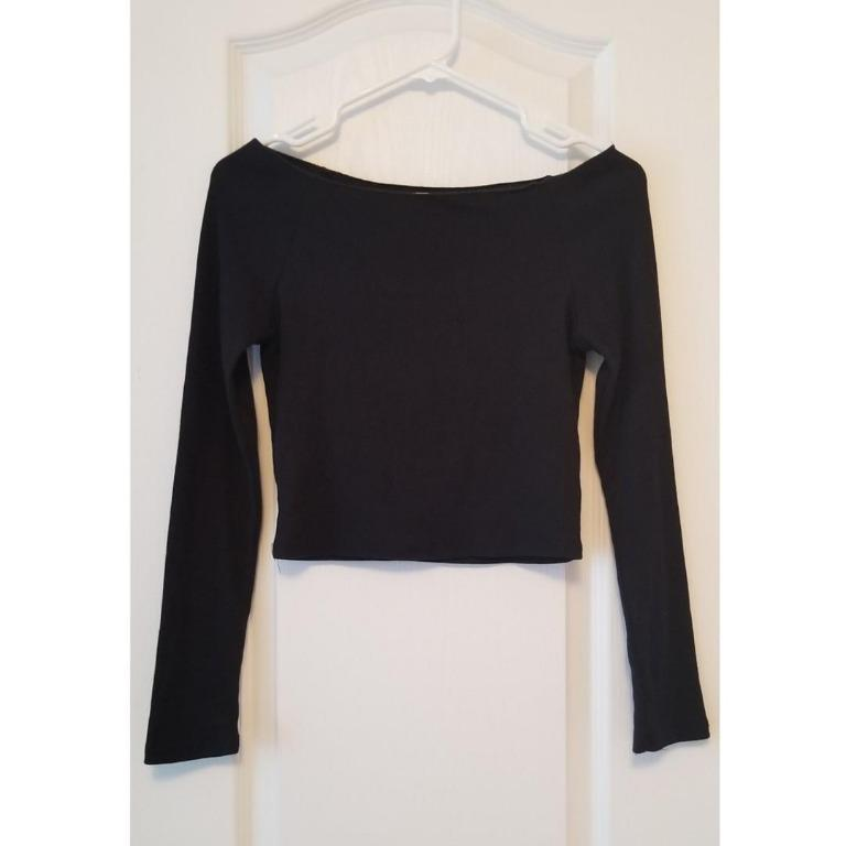 NWT! M Boutique Boatneck Top