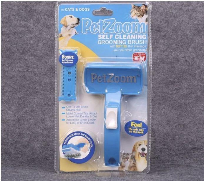 PetZoom Brush for Dogs & Cats