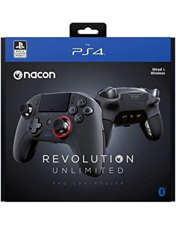 PlayStation4 PS4 REVOLTION UNLIMITED 控制器 有線 無線 藍芽 專業控制器 SLEH-00552