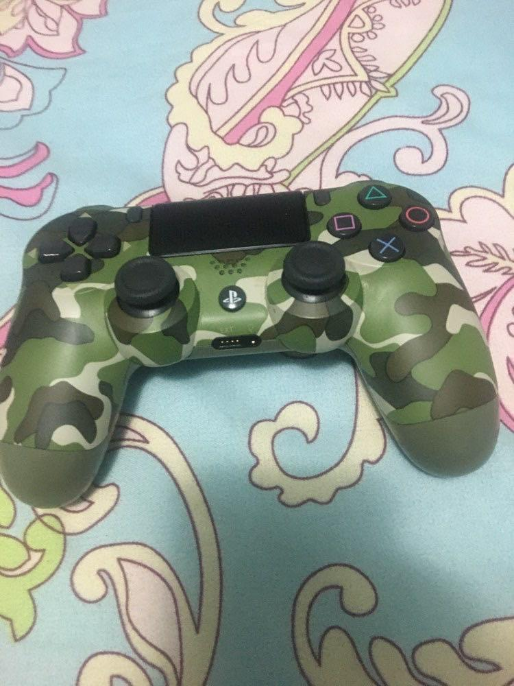 PS4 camo controller works perfectly
