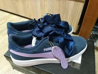 puma鍛帶鬆糕鞋23.5