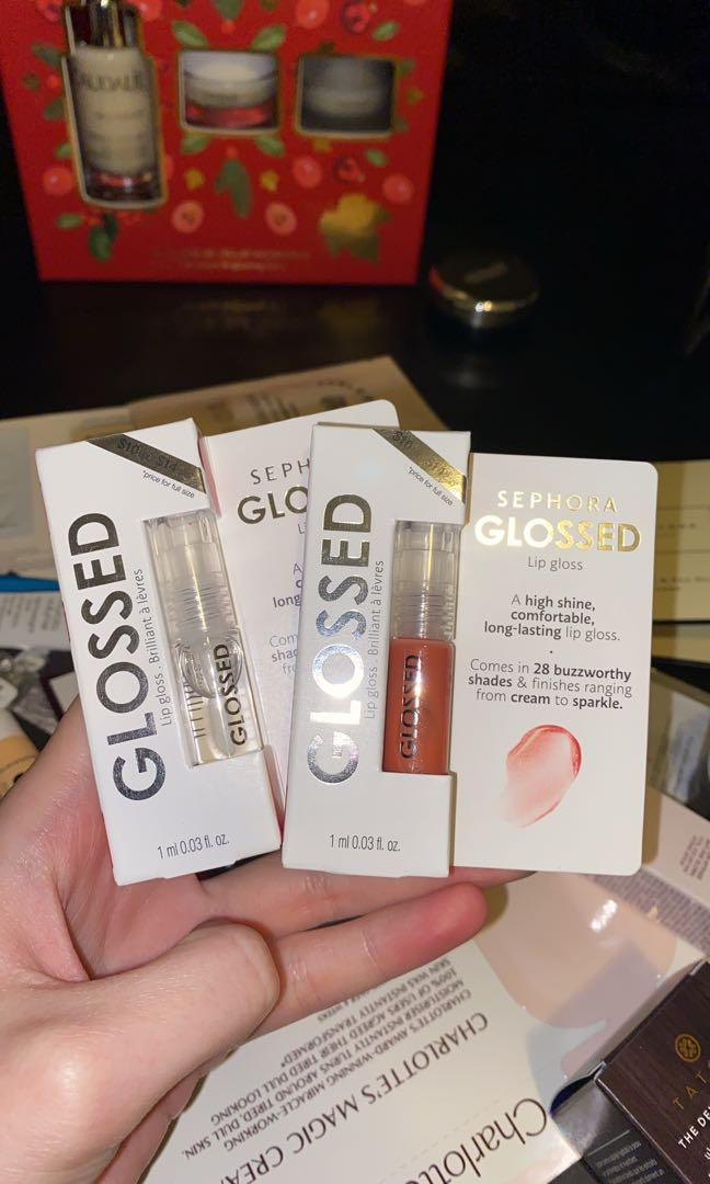 Sephora lipgloss