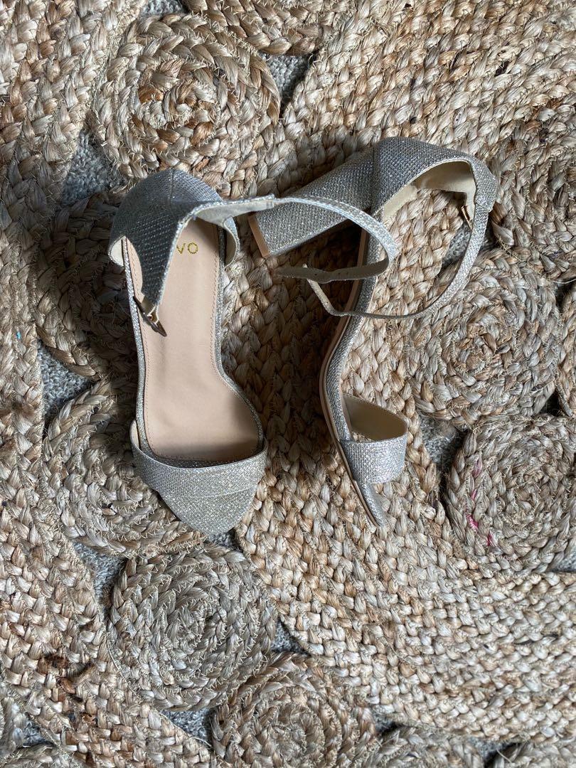 Size 10 Glitter Heels