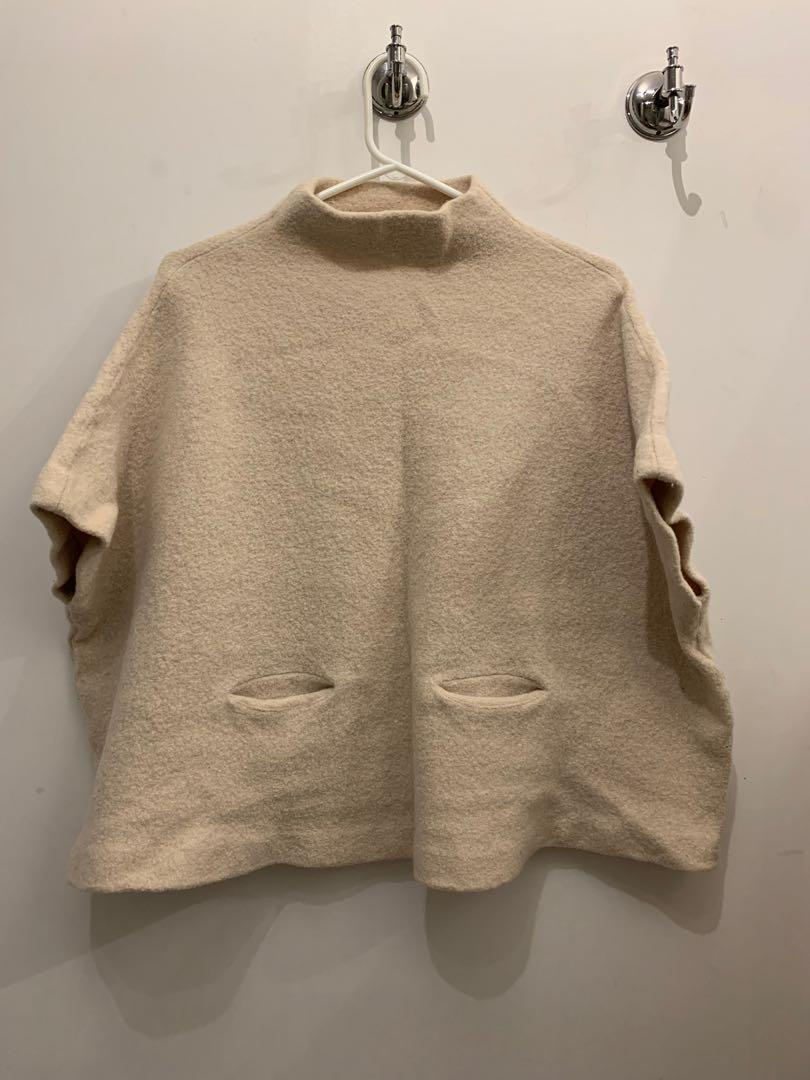 Super Cute Wool Top