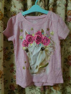 全新女童T恤