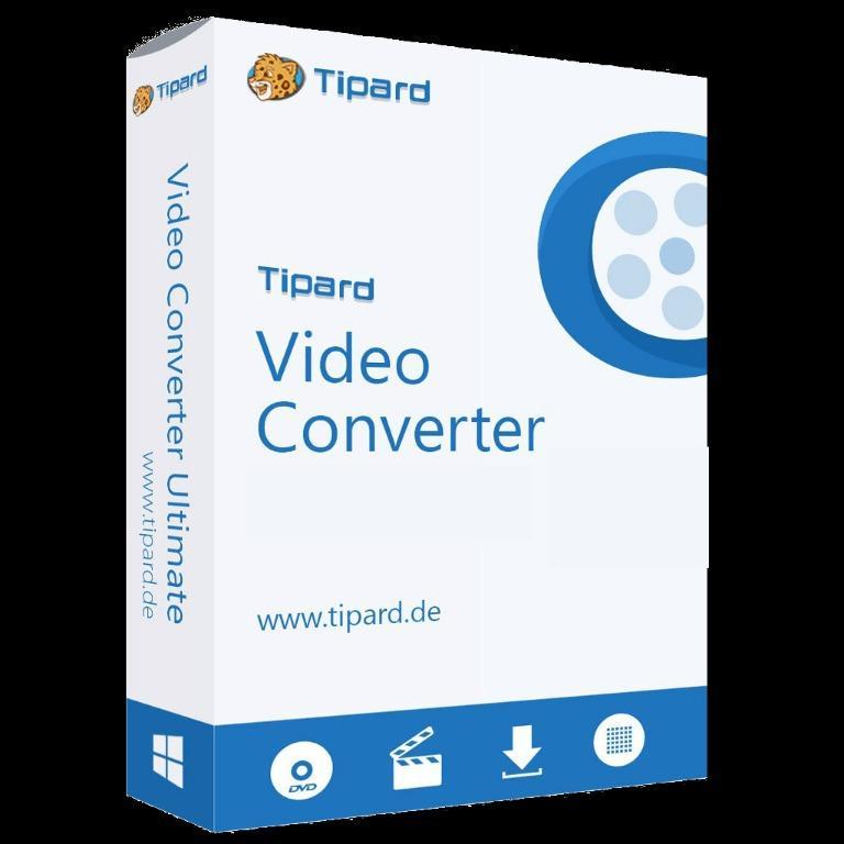 Tipard Video Converter Pro - Aplikasi Konversi Format Video ke Format Lainnya di Windows