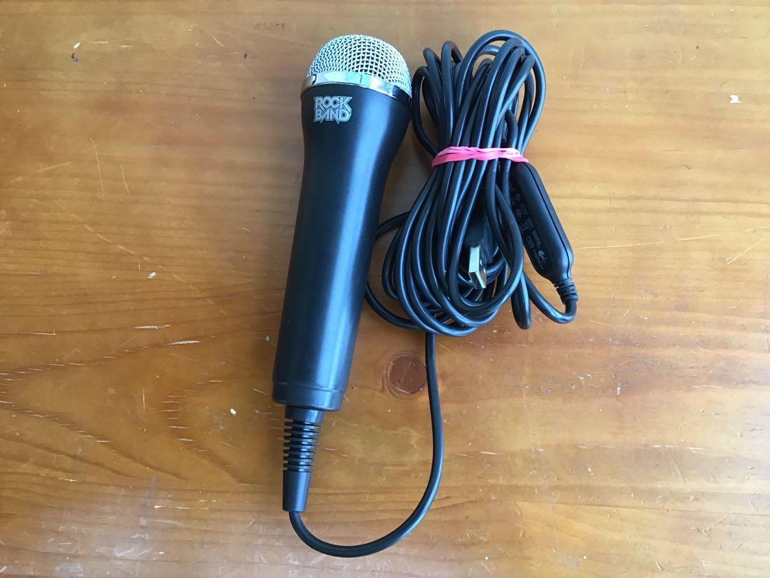 Universal Rock Band Microphone