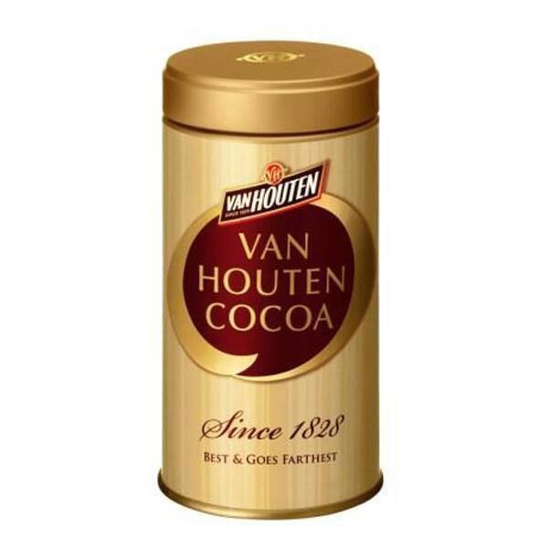 【白芷北歐雜貨🐦】🌻預購🌻VAN HOUTEN無糖純可可粉