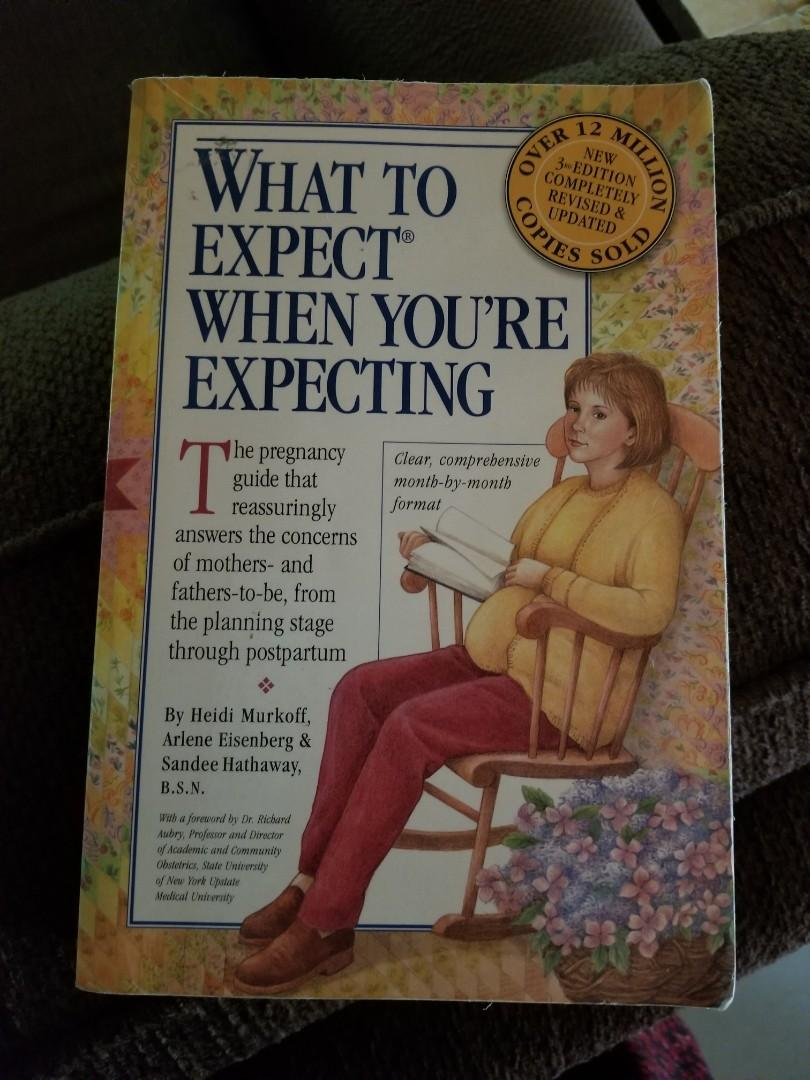 What to expect when you are experiencing
