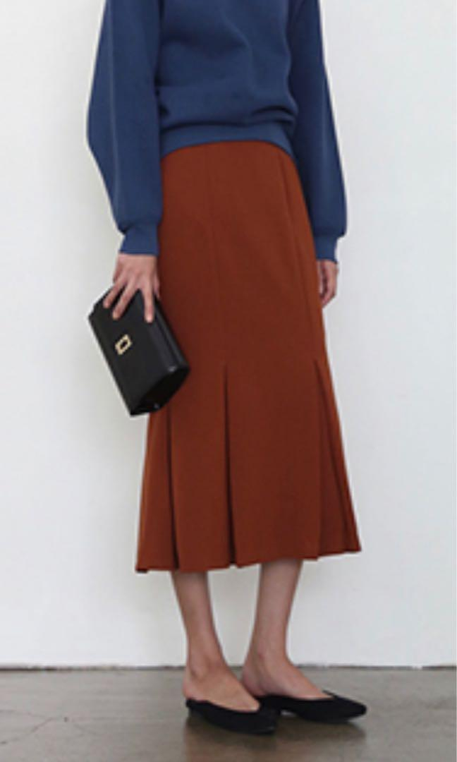 Women's fishtail skirt size m wore two times only