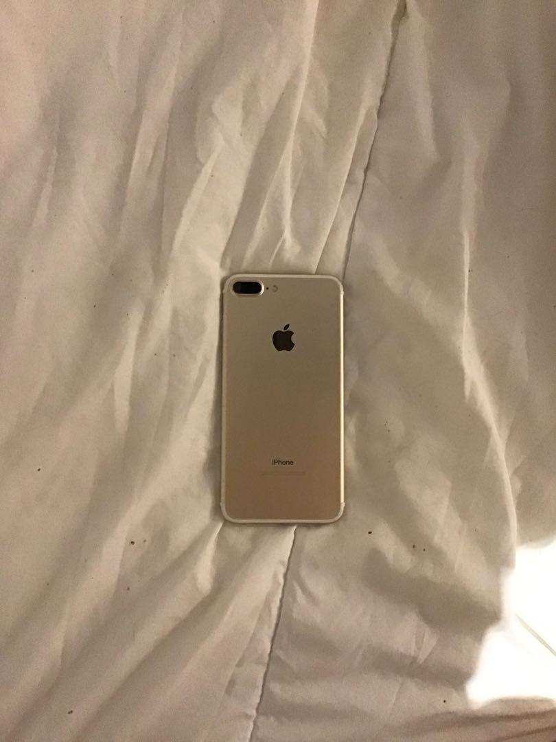 64GB IPHONE 7Plus