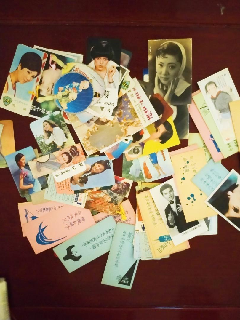 早期卡片/照片
