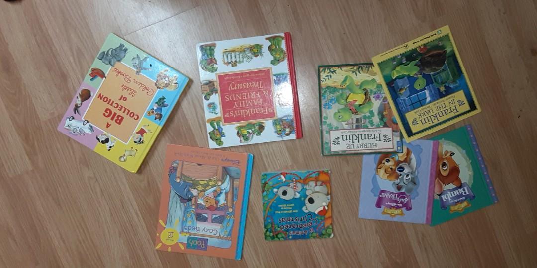 Ages 3+ book bundle