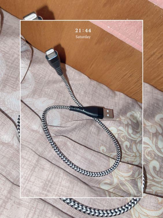 Apple充電線