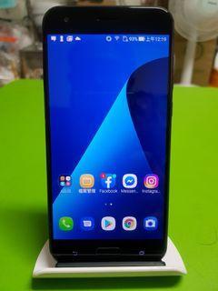 ASUS ZenFone 4 ZE554KL (6GB/64GB)黑色(已過保)單手機無盒裝