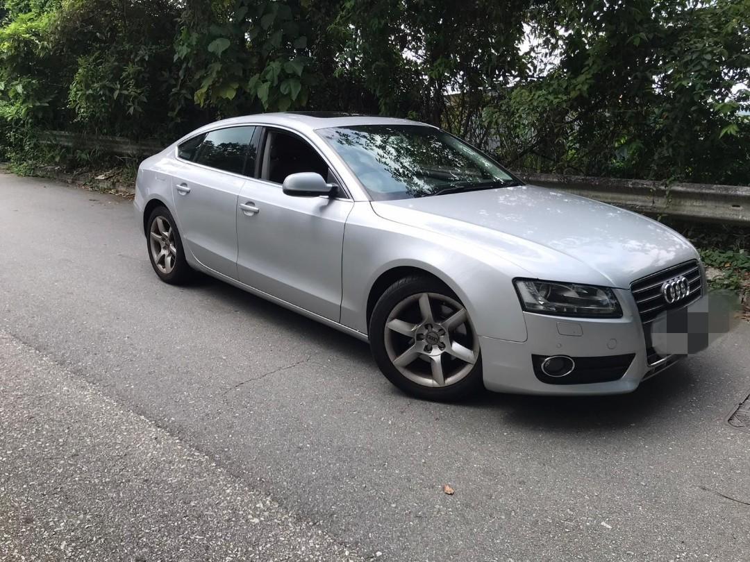 Audi A5 2.0T Auto